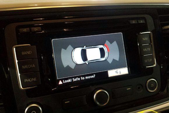 Doposażenie w czujniki parkowania PDC