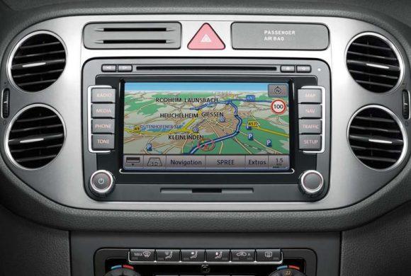 Aktualizacja map VW Skoda Seat RNS-510 RNS-810