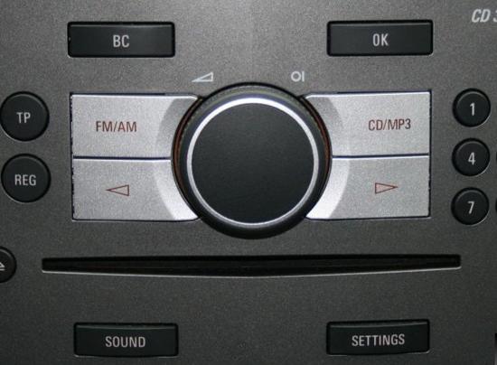 CD30 & CD30 MP3 – AUX