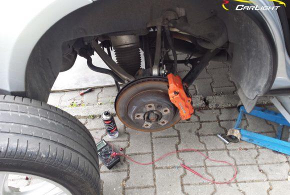 Naprawa zawieszenia pneumatycznego