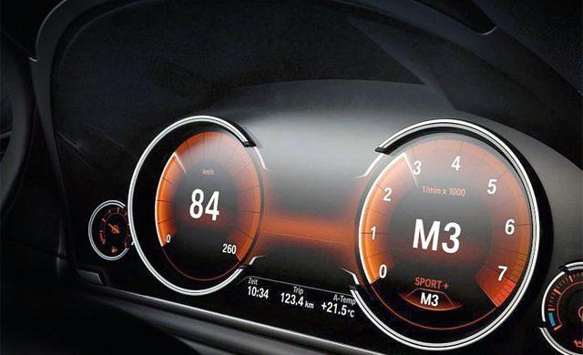 Liczniki BMW 6WA & 6WB Fxx